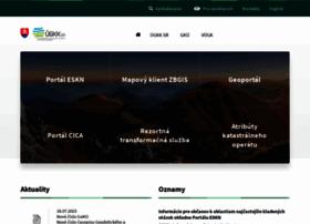 Katasterportal.sk thumbnail
