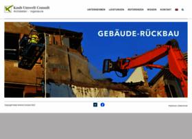 Kaub-umwelt-consult.de thumbnail