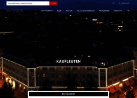 Kaufleuten.ch thumbnail