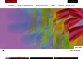 Kaufmanmusiccenter.org thumbnail