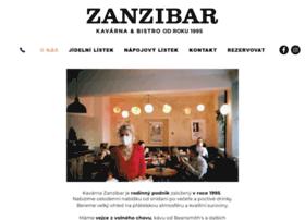 Kavarnazanzibar.cz thumbnail