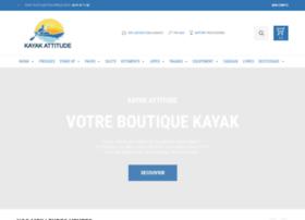 Kayak-attitude.fr thumbnail