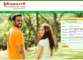 Kayasthsambandh.com thumbnail