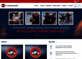 Kayseri.gov.tr thumbnail