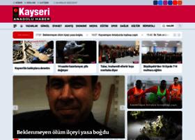 Kayserianadoluhaber.com.tr thumbnail