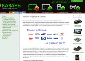 Kazan-notebook.ru thumbnail