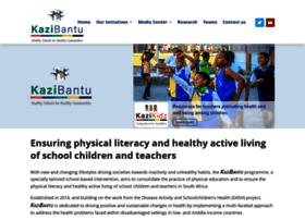 Kazibantu.org thumbnail