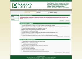 Kb.parkland.edu thumbnail