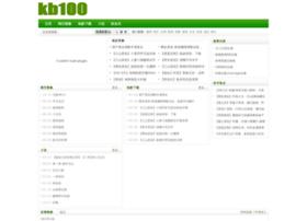 Kb100.info thumbnail