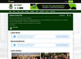 Kcccricket.teamapp.com thumbnail