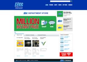 Kccmalls.com thumbnail