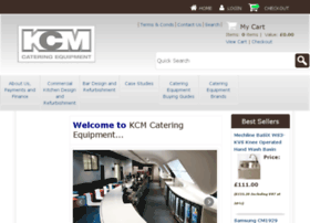 Kcm-catering-equipment.co.uk thumbnail