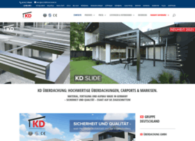Kd-ueberdachung.de thumbnail