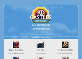 Kdcastles.co.uk thumbnail