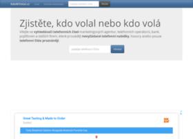 Kdomivolal.cz thumbnail