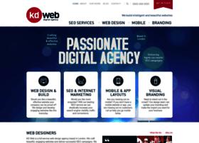 Kdweb.co.uk thumbnail