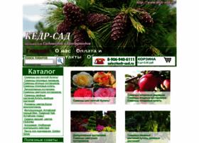 Kedr-sad.ru thumbnail