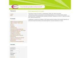 Keeleweb2.ut.ee thumbnail