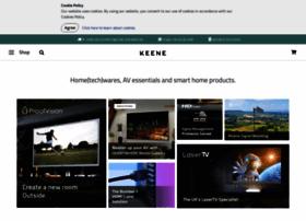 Keene.co.uk thumbnail