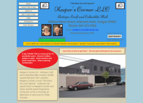 Keeperscorner.net thumbnail