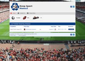 Keepsporthonest.net thumbnail