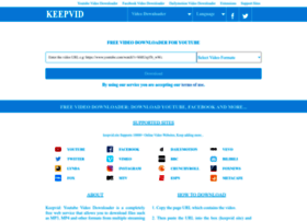 Keepvid.site thumbnail