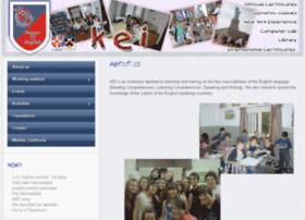 Keischoolofenglish.com.ar thumbnail