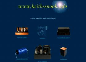 Keith-snook.info thumbnail