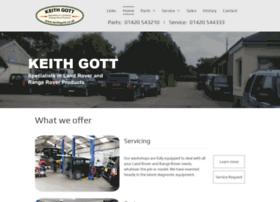 Keithgott.co.uk thumbnail