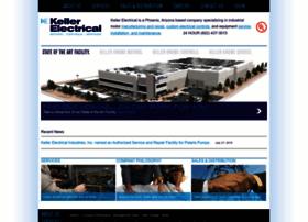 Kellerelectrical.com thumbnail