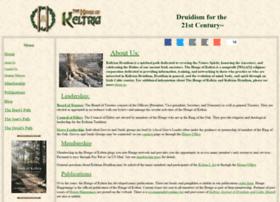 Keltria.org thumbnail