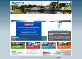 Kembs.fr thumbnail