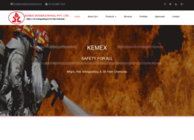 Kemexinternational.com thumbnail