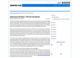 Kempor Com At Wi Janda Umur 40 Tahun Tts Tua Tua Semok