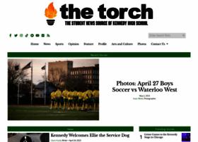 Kennedytorch.org thumbnail