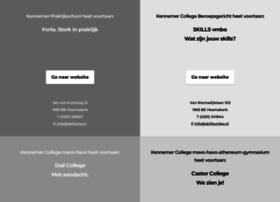 Kennemercollege.nl thumbnail