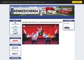 Kennzeichen24.de thumbnail