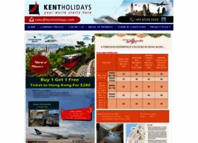 Kentholidays.com thumbnail