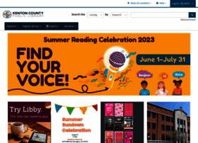 Kentonlibrary.org thumbnail
