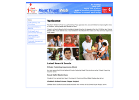 Kenttrustweb.org.uk thumbnail