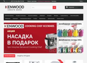 Kenwood-shop.kh.ua thumbnail