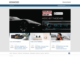Kenwood.de thumbnail