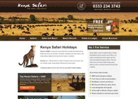 Kenya-safari.co.uk thumbnail