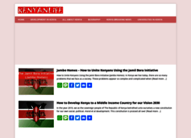 Kenyanlife.com thumbnail