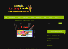 Kerala-lotteries.blogspot.com thumbnail
