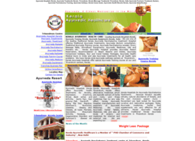 Keralaayurvedichealthcare.com thumbnail