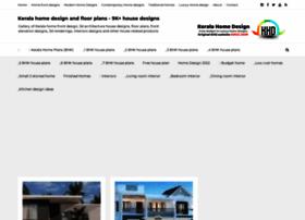 Keralahousedesigns.com thumbnail