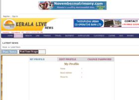 Keralalivenews.com thumbnail