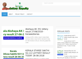 Keralalottery-result.in thumbnail
