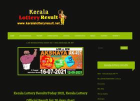 Keralalotteryresult.me thumbnail